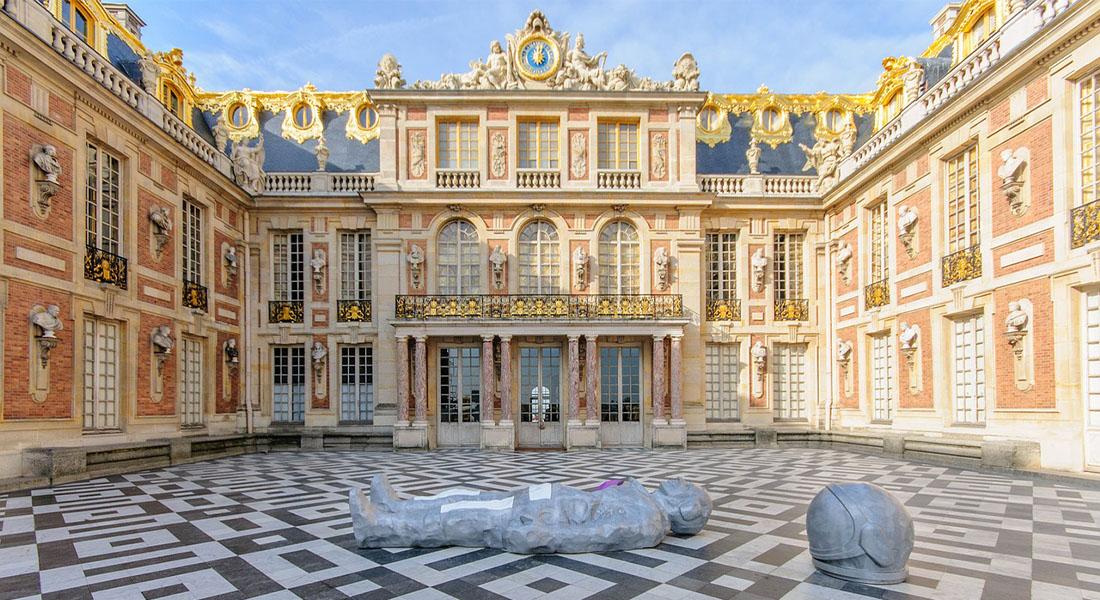 Dvorac Versailles u Francuskoj