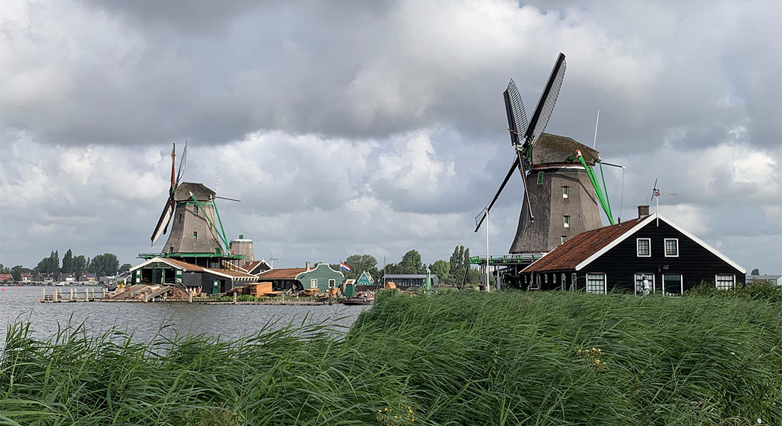 Vjetrenjače u Nizozemskoj