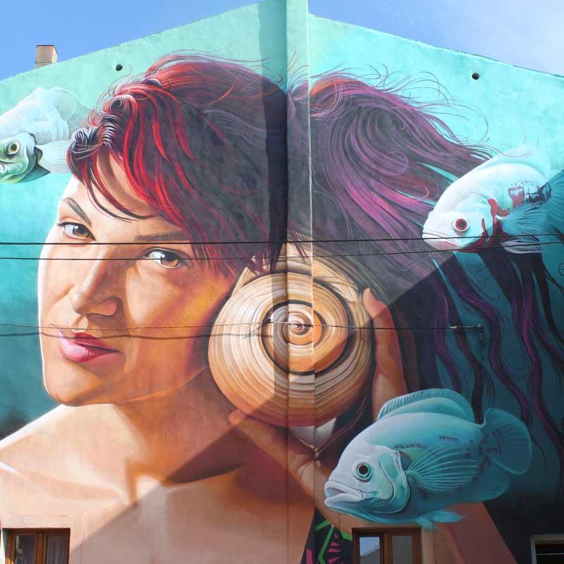 Ideja za rujan: istražite Vodnjan, grad murala