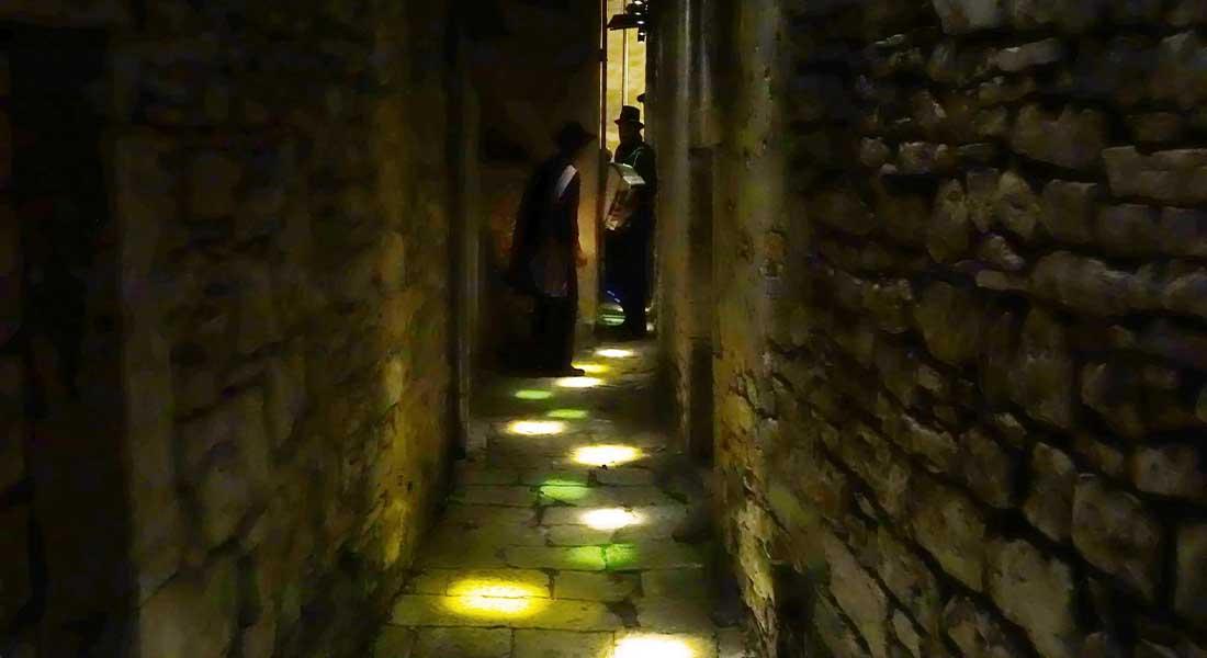 Najuža ulica u Istri