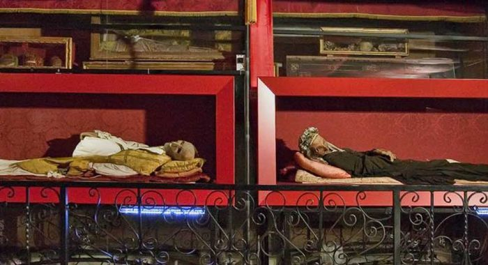 Volite li misterije? Znate li za mumije iz Vodnjana?