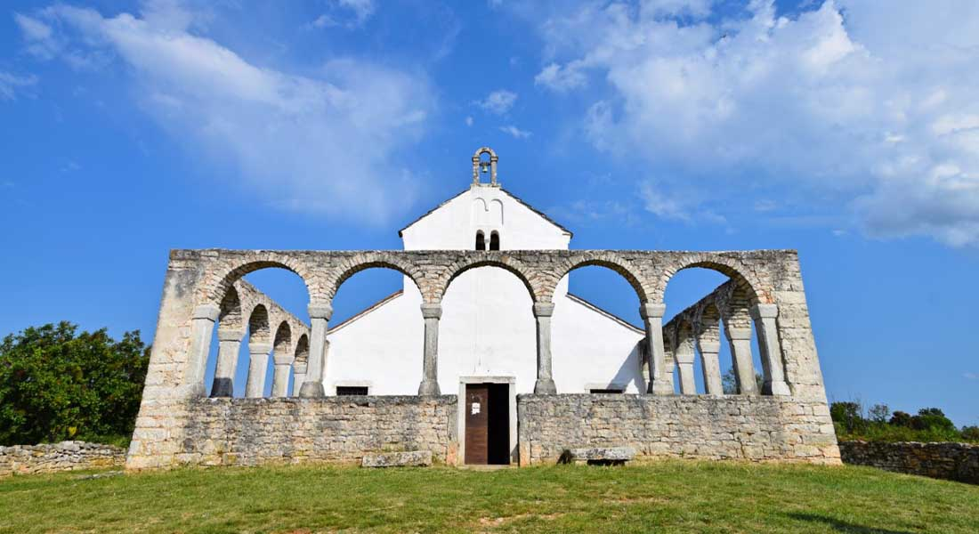 Crkve u Vodnjanu