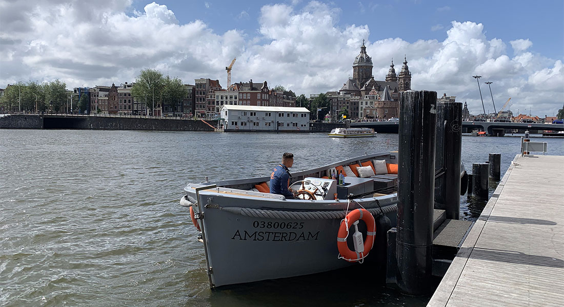 vožnja brodom po amsterdamu 1