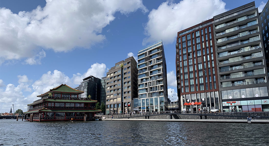 Vožnja brodom Amsterdam 9