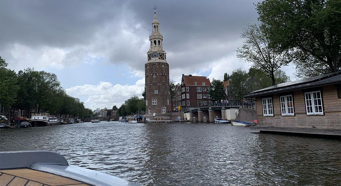 Vožnja brodom po Amsterdamu 3