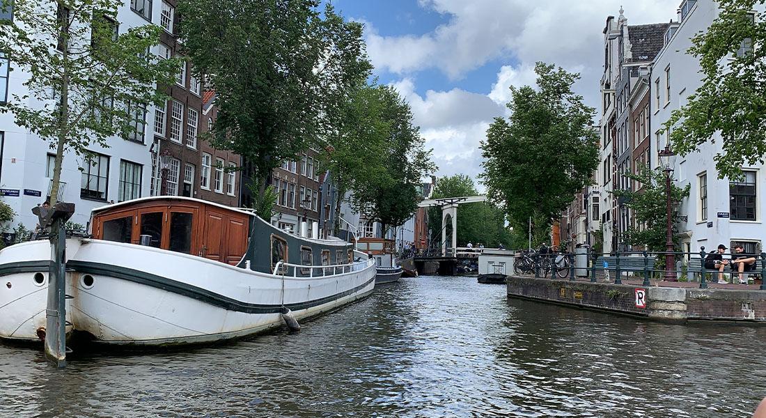Vožnja brodom po Amsterdamu 5