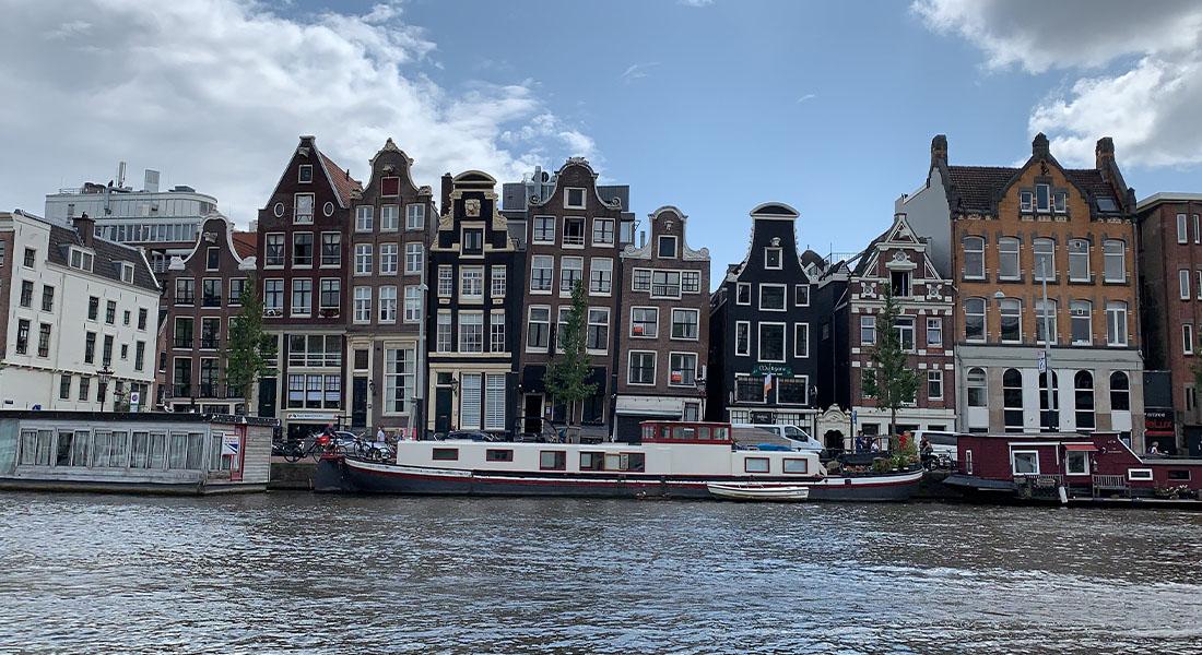 Vožnja brodom Amsterdam 6