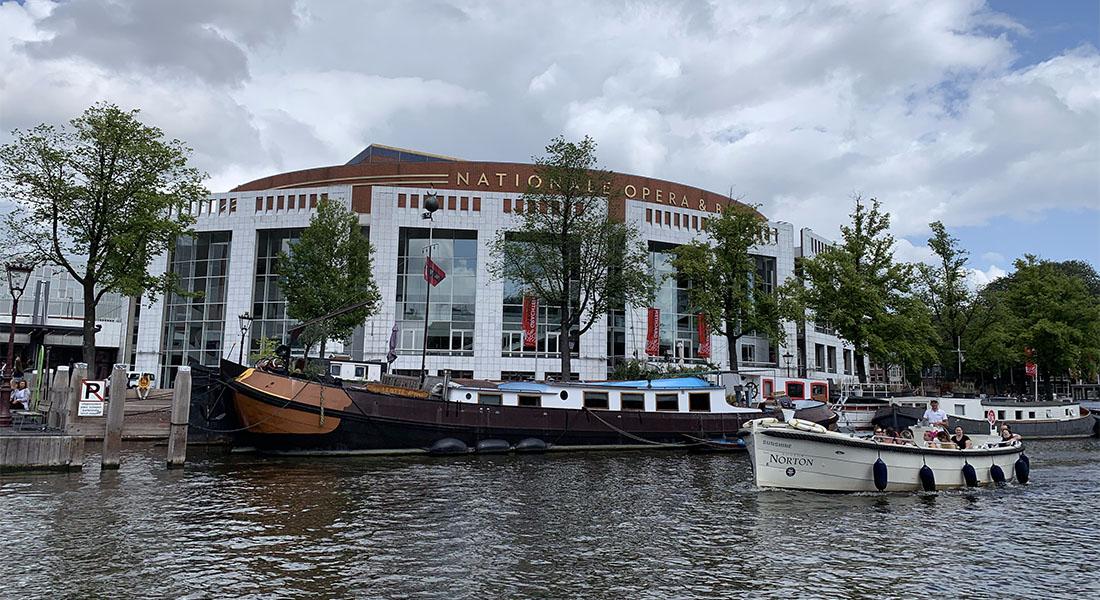 Vožnja brodom Amsterdam 7