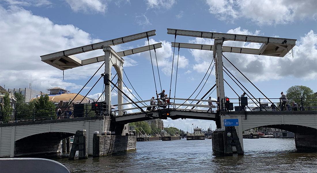 Vožnja brodom Amsterdam 8