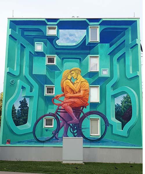 Mural u Vukovaru