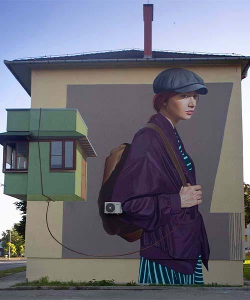 3D slika u Vukovaru
