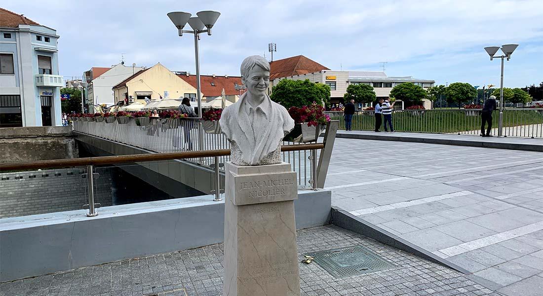 Most Jean Michel Nicolier u Vukovaru