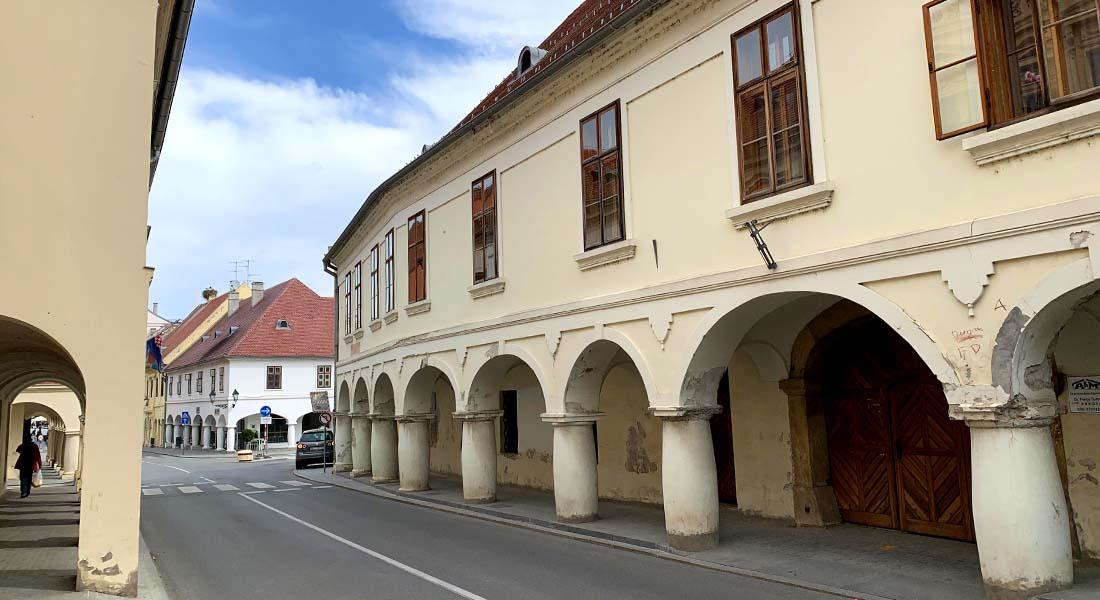 Barokna jezgra Vukovara