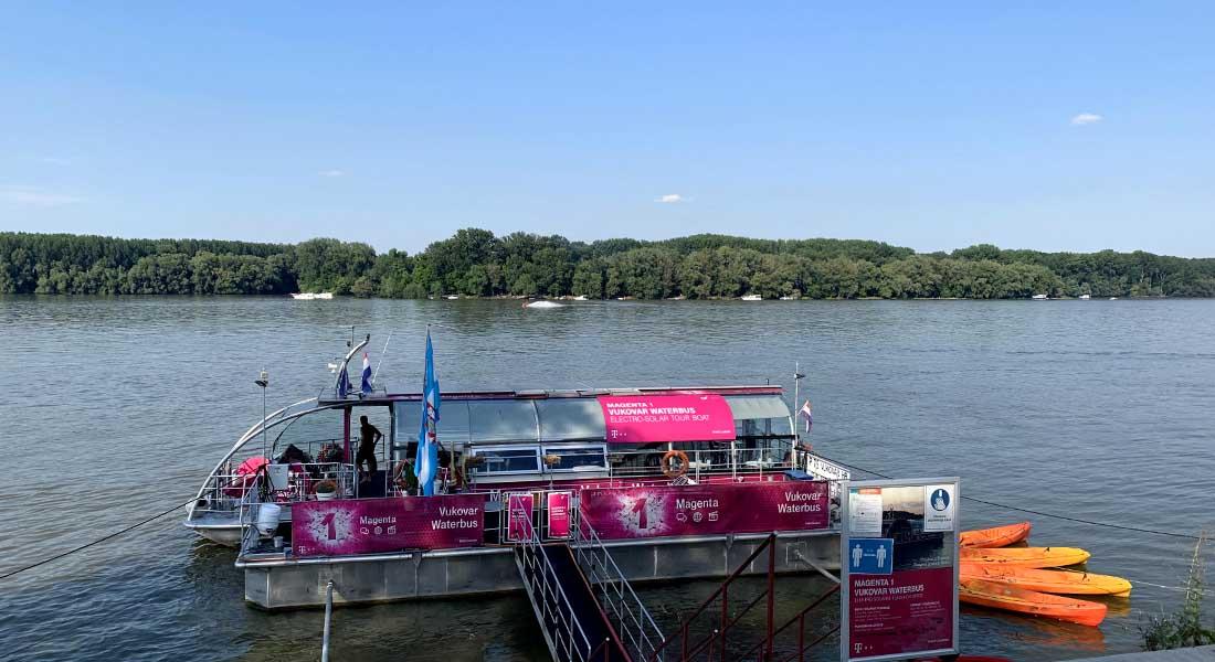Magenta 1 Vukovar Waterbus