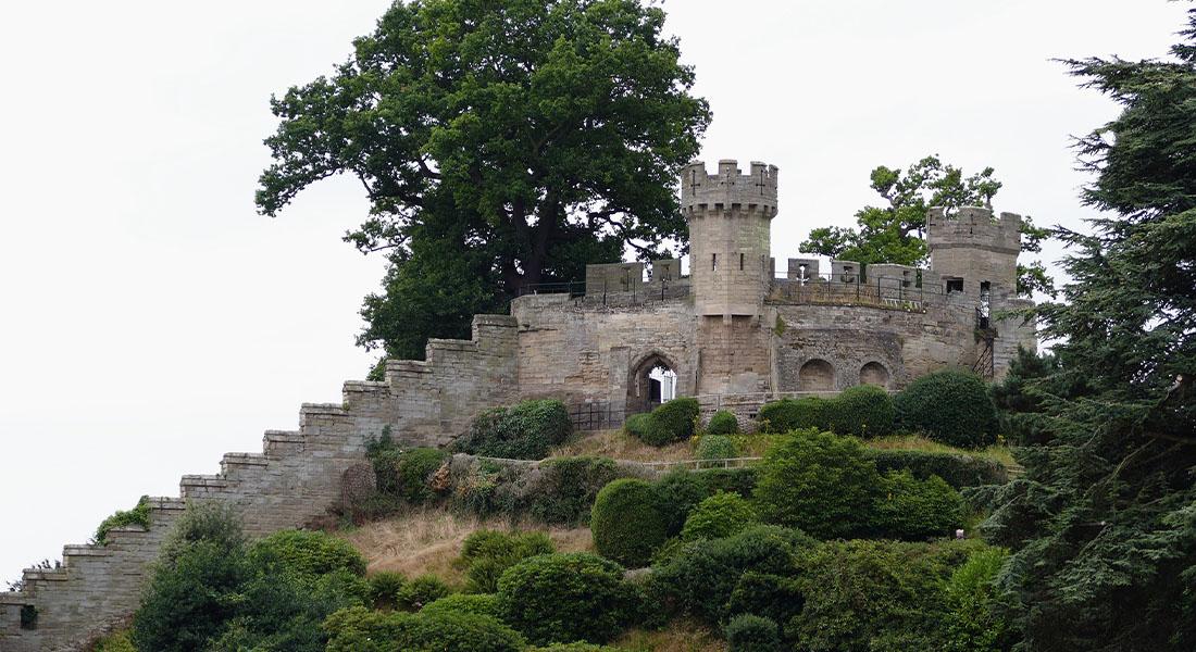 Dvorac Warwick