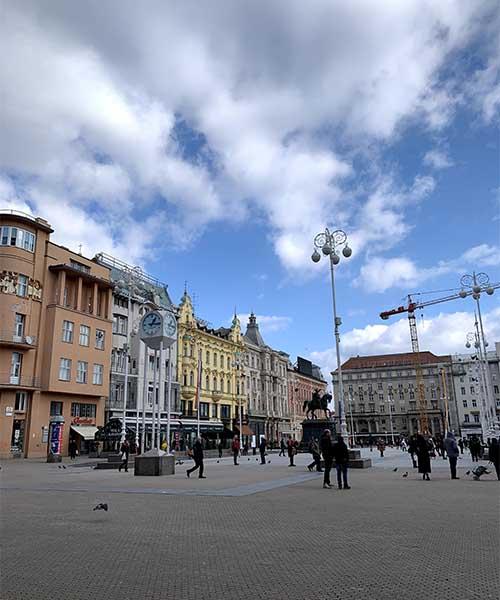 Zagreb traže avanturu Zagreb